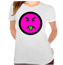 Poison Yuck Face Ladies T-Shirt - $12.00
