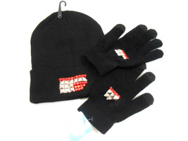 Rubies & Studs Skully Hat and Touch Screen Gloves One Size Fit All - $8.99