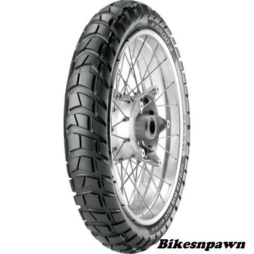 New Metzeler Karoo 3 Front Tire 120/70R19 TL 60T M+S Dual Sport
