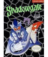Shadowgate  (NES, 1989) - $15.79