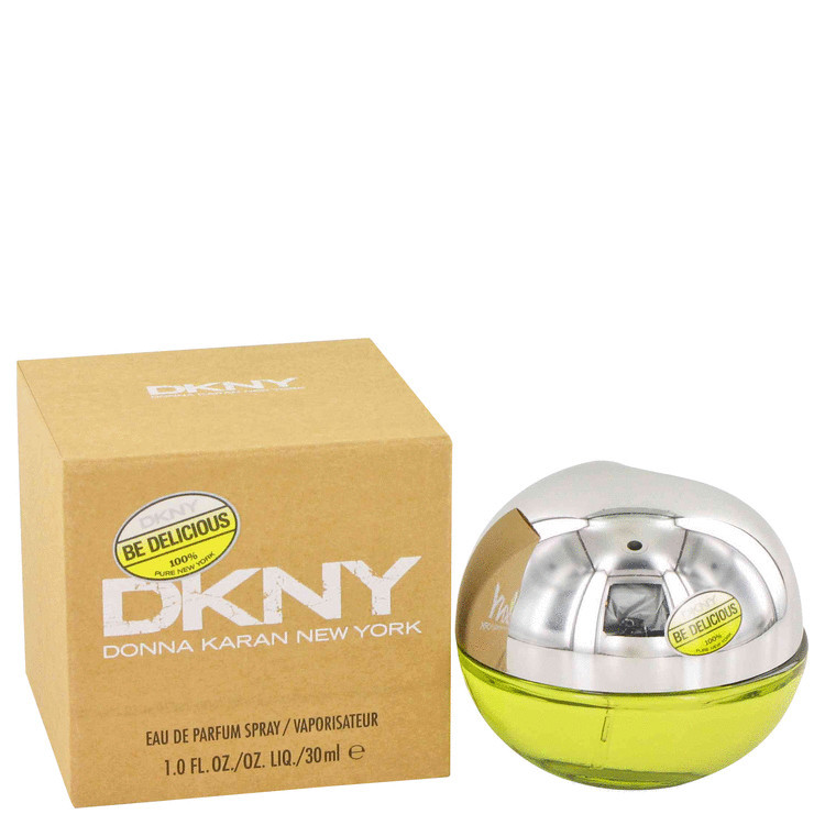 Donna karan be delicious perfume 1.0 oz