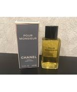 RARE Chanel Pour Monsieur  Concentree 3.4oz/ 100ml vintage - $147.51