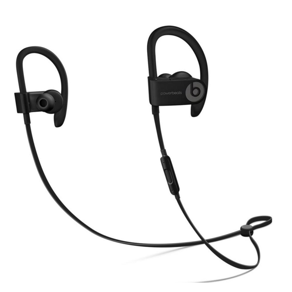 Powerbeats3 Wireless In-Ear Headphones Black ML8V2LL/A for sale  USA