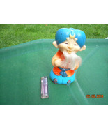 Vintage USSR Soviet Russian Rubber Toy Khottabych About 1974 - $9.89