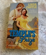 Temples Prize By Linda Castle The Author of The Return of Chase Cordell ... - $2.25