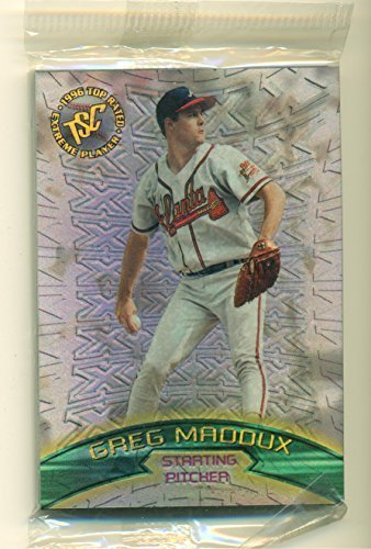 1996 Stadium Club Top Rated Extreme Players Set of 10 Cards - Baseball Card Set