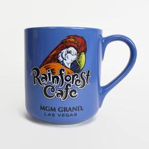 Coffee Mug | MGM Grand ~ Rainforest Cafe | RIO THE MACAW PARROT | 16oz |... - $14.80