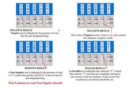 50 of 10 Panel Drug Test Kits - Drug Tests THC COC OPI PCP AMP Instantly image 2