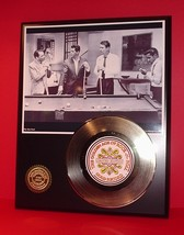 RAT PACK GOLD 45 RECORD DISPLAY - $89.95