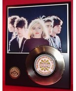 BLONDIE GOLD 45 RECORD LIMITED EDITION DISPLAY - $90.95