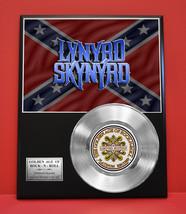 LYNYRD SKYNYRD  PLATINUM RECORD LTD EDITION RARE COLLECTIBLE  MUSIC GIFT... - $88.15