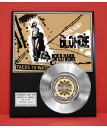 BLONDIE PLATINUM RECORD LIMITED EDITION RARE  COLLECTIBLE MUSIC DISPLAY - $88.15