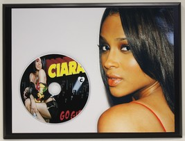 CIARA LTD EDITION PICTURE CD POSTER DISPLAY SHIPS U.S. FREE - $60.95