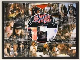 LYNRYD SKYNRYD PICTURE CD LTD EDITION PLAQUE FREE U.S. PRIORITY SHIPPING - $60.95