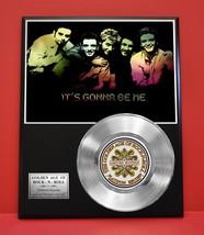 NSYNC PLATINUM RECORD LIMITED EDITION MUSIC AWARD DISPLAY - $88.15