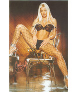 Charis Sexy Pinup Poster - $5.90