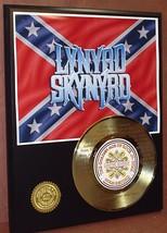 """LYNYRD SKYNYRD """"SWEET HOME ALABAMA"""" ETCHED LYRICS   GOLD 45 RECORD LTD E... - $88.15"""
