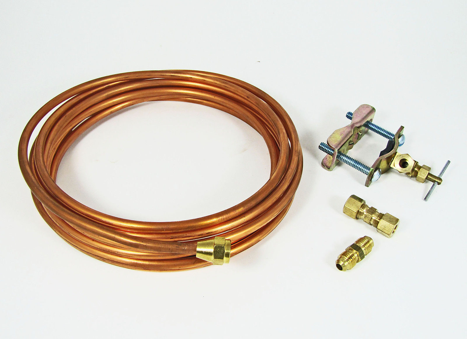 C115F SUPCO Icemaker / Humidifier Installation Kit 1/4 copper flare  #B1481A