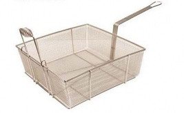 FRYER BASKET, FULL SIZE, FRONT HOOK, 2 HANDLES PRINCE CASTLE 676-4 SOUTH... - $69.29