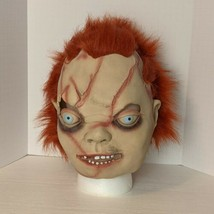 2004 SEED OF CHUCKY Costume Mask Halloween HORROR ADULT  - $17.81
