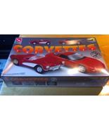 AMT 8325 CORVETTES 1957 & 1997 Plastic Model Car Kit 1/25 - $29.66