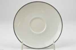 Vintage Royal Doulton China Saucer Retired Argenta Pattern Replacement Tableware - $4.99