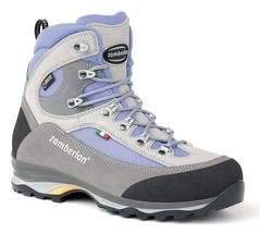 Zamberlan Valles GTX Hiking Boots - Women's grey/lavender - $276.82