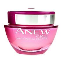 Avon Anew Vitale Night Cream  25+ year New Boxed Full Size - $13.85
