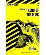 Cliffsnotes Lord of the Flies (1976, Paperback, Reis.. - $1.00