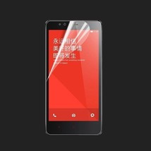 Clear Crystal LCD Screen Protector Guard Shield For Xiaomi Hongmi Red Rice Note - $4.99