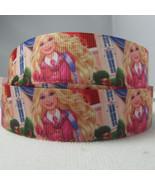 """Barbie High School Grosgrain Ribbon 1""""(25 mm) width /DIY Hair Bow/Craft Supply - $1.60"""