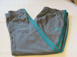 Adidas Climalite Pantalones Hombre Active Performance 2XL XXL Ess 3S Tri... - $35.18