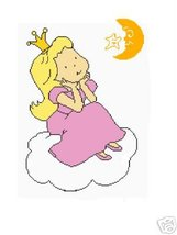 Little Princess Crochet Graph Afghan Pattern - $5.00