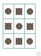 Geometric Shapes Crochet Graph Afghan Pattern - $5.00
