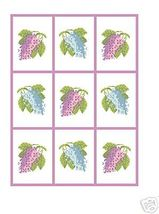 Wisteria Flowers Crochet Graph Afghan Patterns - $5.00