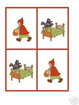 Fairy Tale Color Graph Afghan Pattern - $5.00