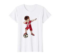 Brother Shirts - Dabbing Soccer Boy Denmark Jersey Shirt - Football Tee Gift Wow - $19.95+