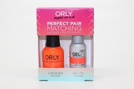 31185 - Orly Gel FX .3oz + Nail Lacquer .6oz Combo - Life's A Beach - $12.98