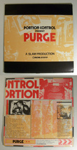 "ebm industrial PORTION CONTROL Purge 1986 uk 12"" EP - $11.99"