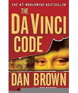 The Da Vinci Code By Dan Brown Sequel To Angels&demons - $0.88