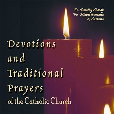 Devotions and traditional prayers cd303  x