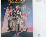 Beetlejuice on laserdisc michael keaton geena davis alec baldwin movie thumb155 crop