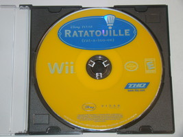 Nintendo Wii - RATATOUILLE (Game Only) - $6.25