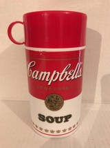 Campbells Condensed Soup Can-tainer 1998 Thermos - $9.89