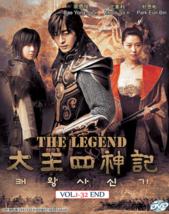 Korean Drama DVD The Legend (Vol.1-32 End) *English Subtitle* Fast Shipp... - $39.90