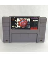 NBA Jam Basketball SNES Video Game Cartridge Vintage Genuine Super Ninte... - $14.87