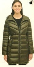 New Kenneth Cole Reaction Women's Quilted Puffer Coat Variety Color & Sizes - $89.99