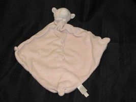 Angel Dear Pink Sleeping Lamb Sheep Security Blanket Baby Lovey Corner K... - $10.29