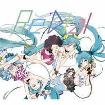Re:Dial Limited Edition Livetune Feat.Hatsune Miku Audio CD
