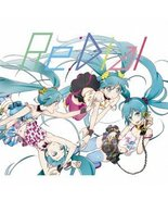Re:Dial Limited Edition Livetune Feat.Hatsune Miku Audio CD - $36.50